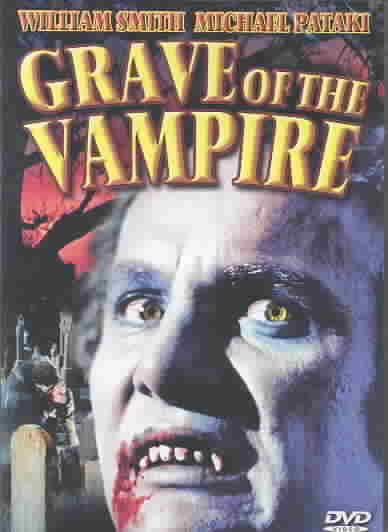 GRAVE OF THE VAMPIRE BY SMITH,WILLIAM (DVD)